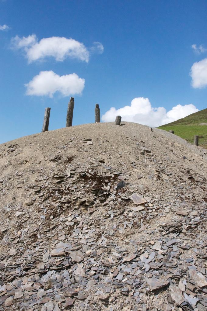 Old mine workings near Pontrhydygroes, Ceredigion - copyright Freya The Writer