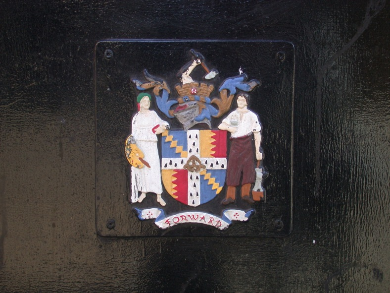 electricity_junction_box_with_birmingham_coat_of_arms_-_andy_mabbett_-_02